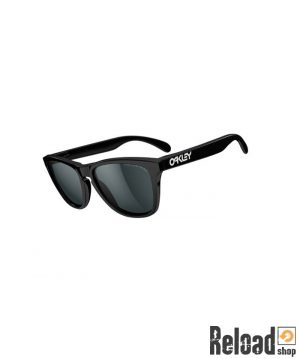 frogskins Polished BlackGrey Polarized